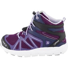 Kamik Fury HI GTX Shoes Kids dark purple